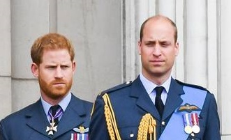 Truth behind 'tension' between Harry and William