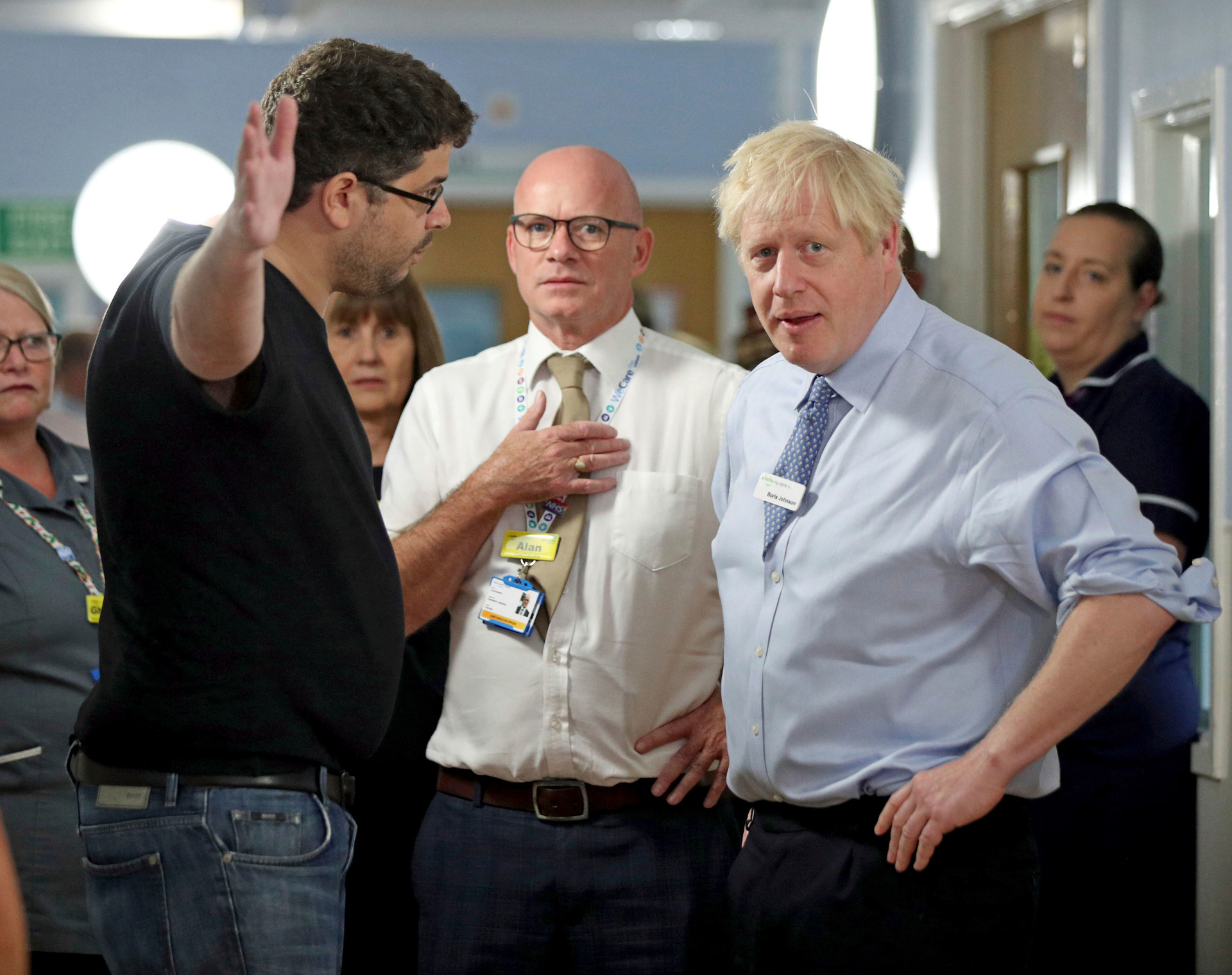 Adam Kay on Boris Johnson and his bestselling book, This Is Going to Hurt