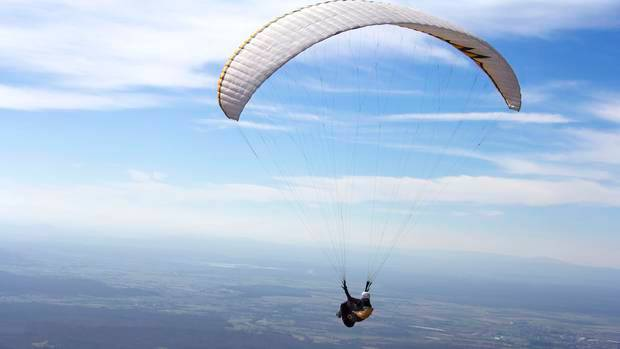 Woman killed in Selwyn paragliding crash named
