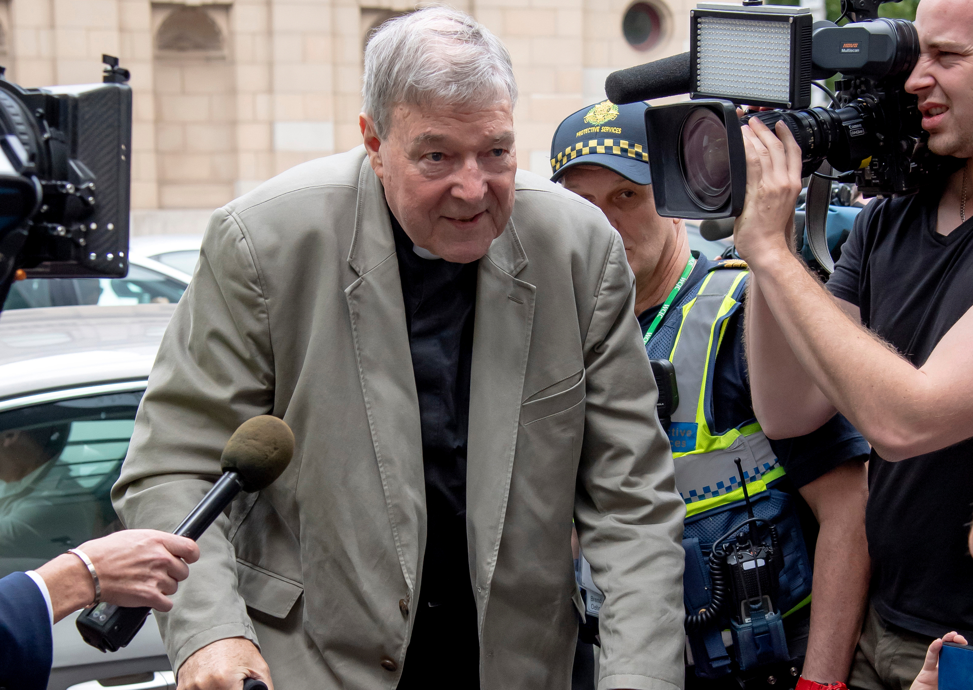 Judge's comment that could save George Pell