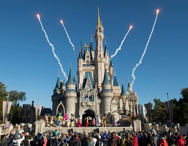 Disney World Resort: Not such a small world after all