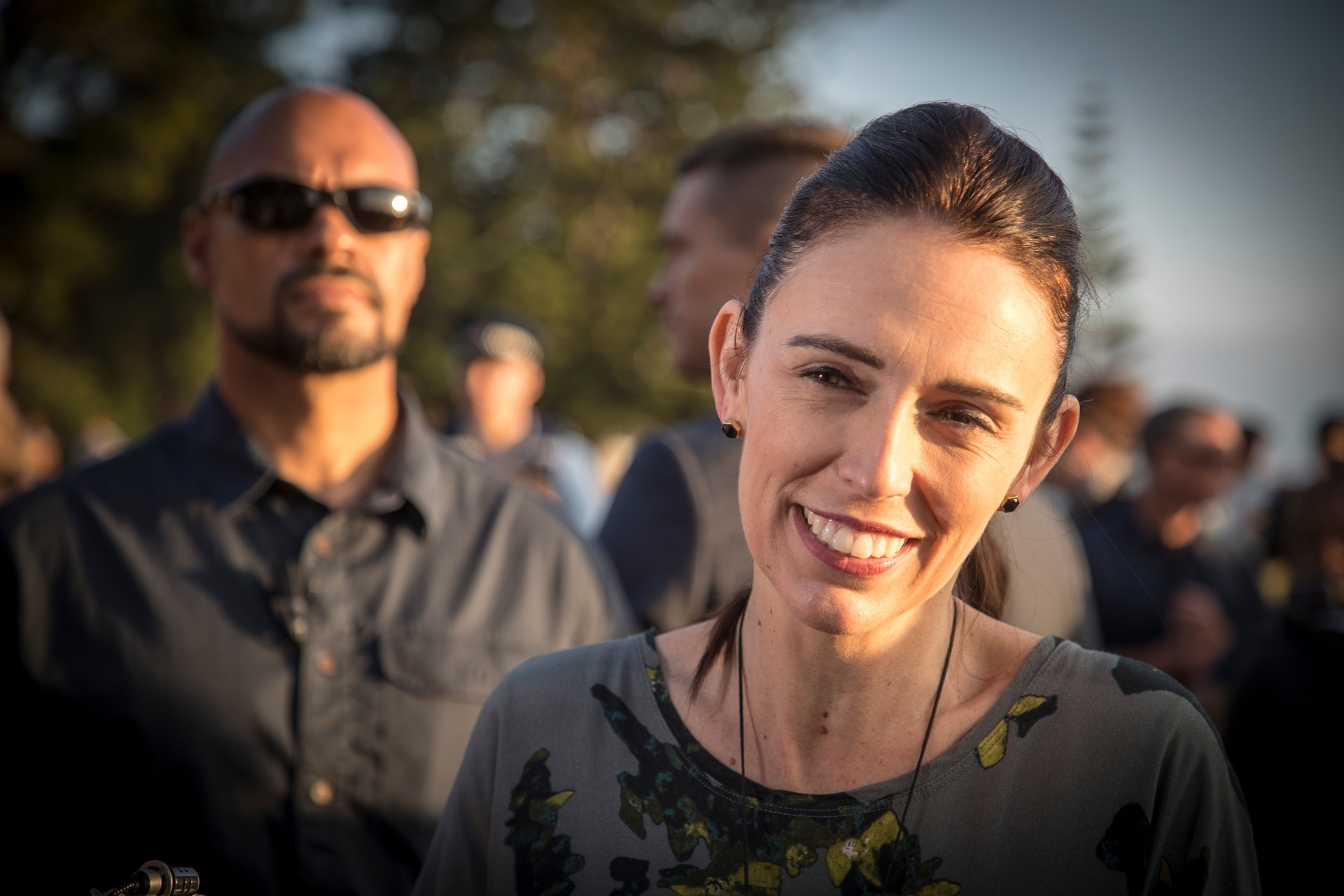 Jacinda Ardern on 'stardust' of the 2017 election: She said no to leadership for four days