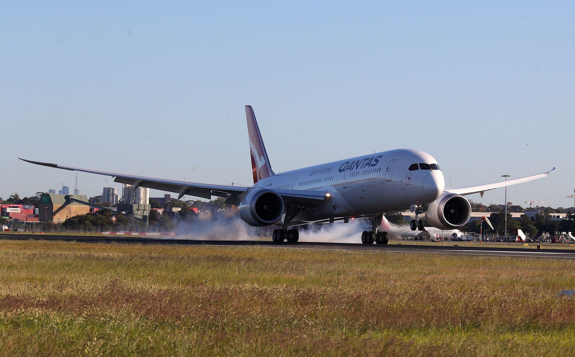 Watch: Inside Qantas' historic New York-Sydney flight
