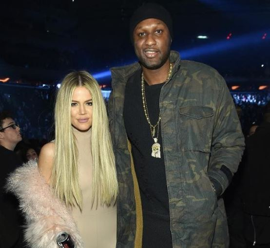 Khloe Kardashian reveals Lamar Odom's first words after he regained consciousness