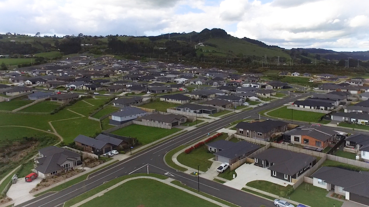 Local Focus: Auckland's urban sprawl gains pace south of the