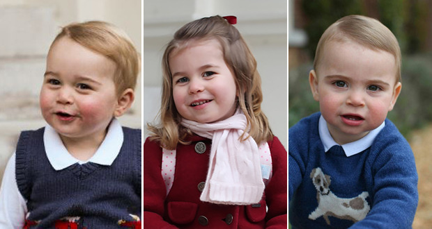 The photography techniques Kate Middleton uses in her royal baby shots