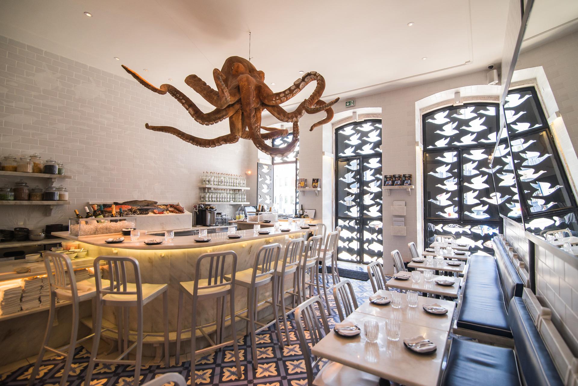 Destination Dining: A Cevicheria, Lisbon