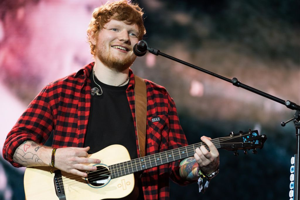 Staggering amount that Ed Sheeran earns in a day