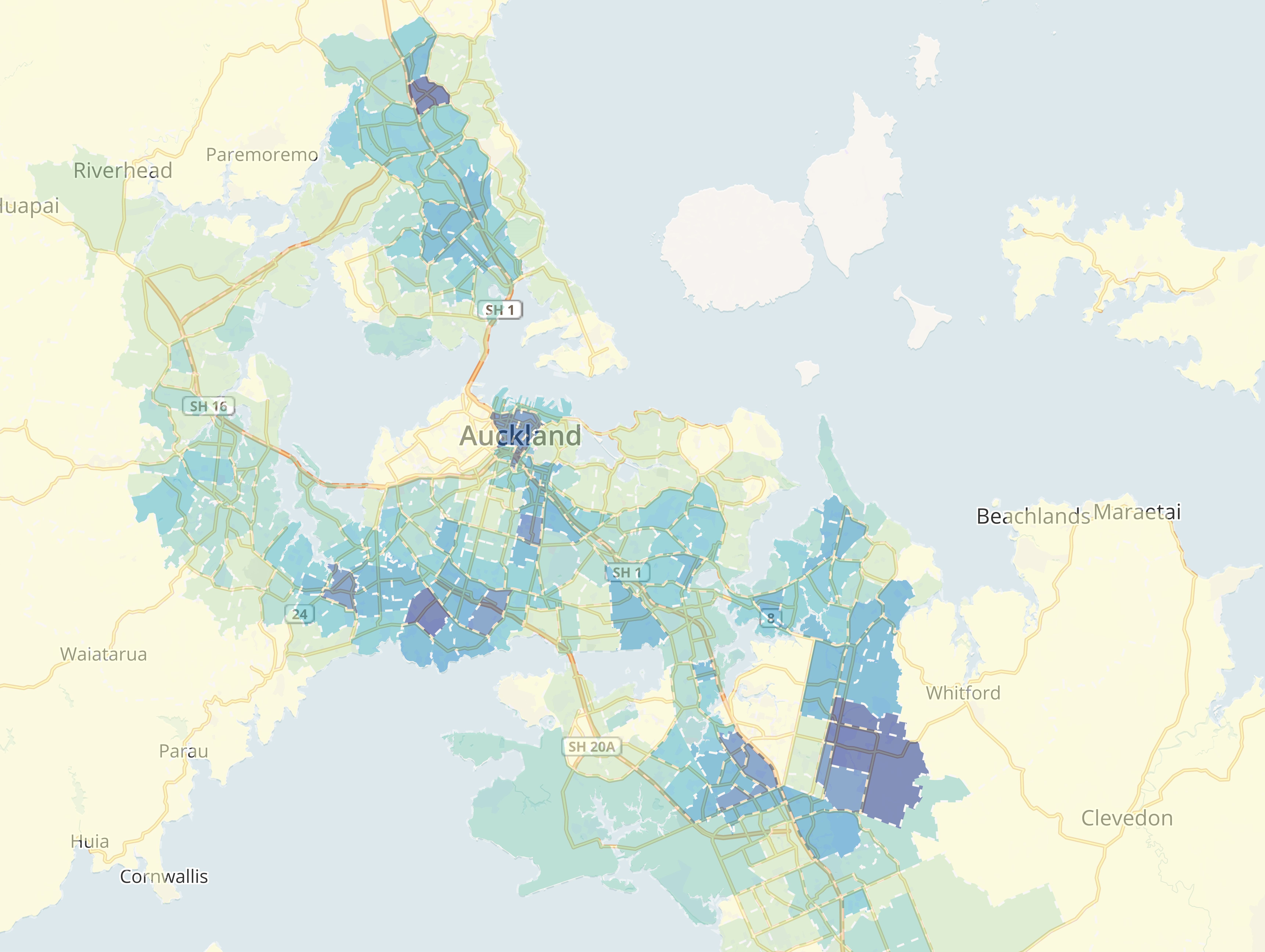 Asian Auckland: How our city has changed - Explore our ...