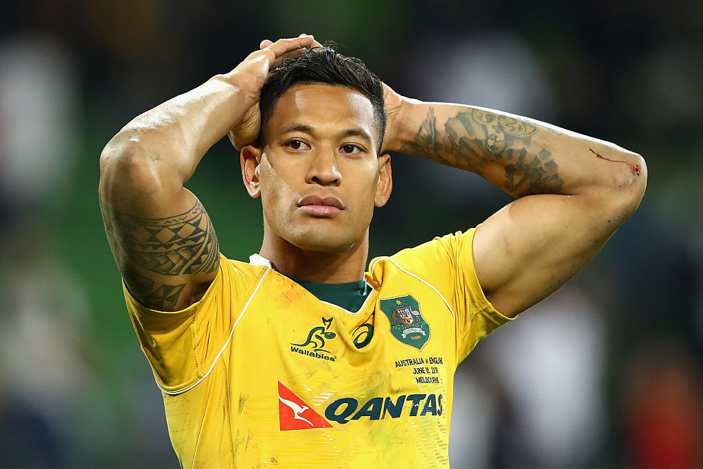 'I knew it was going to be offensive': Israel Folau defends social media posts