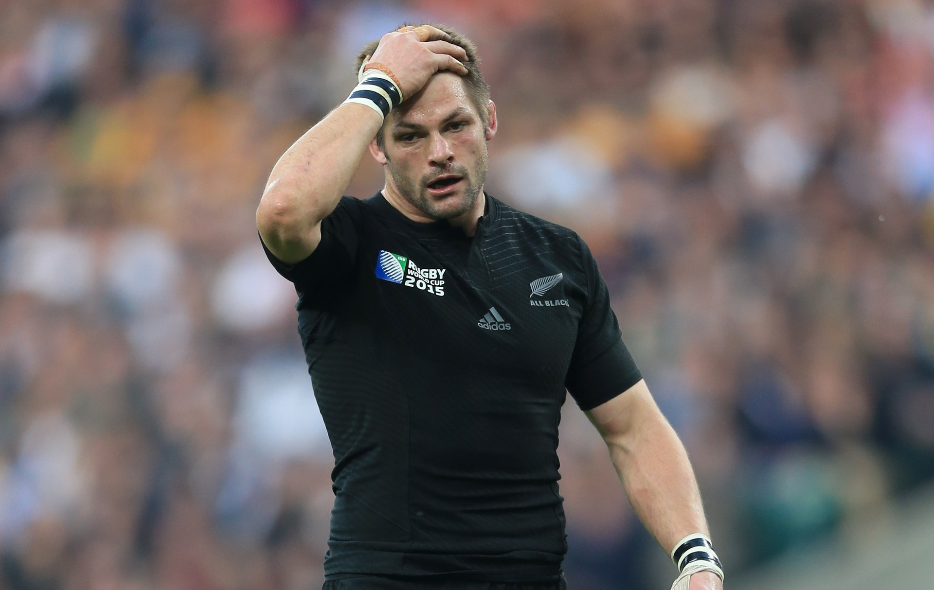 Rugby: Richie McCaw opens up about battling mental demons during All Blacks career
