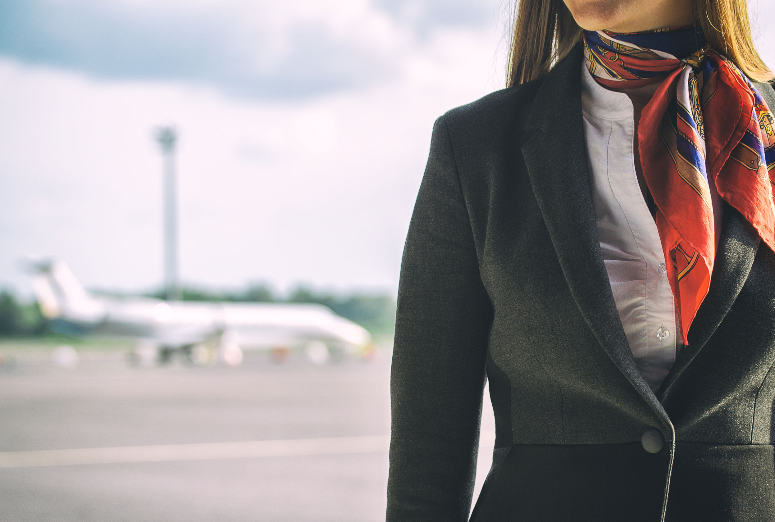 hooking up with a flight attendant