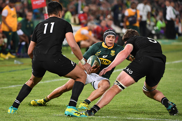 Rugby: The 1.72m South African freak dominating European rugby