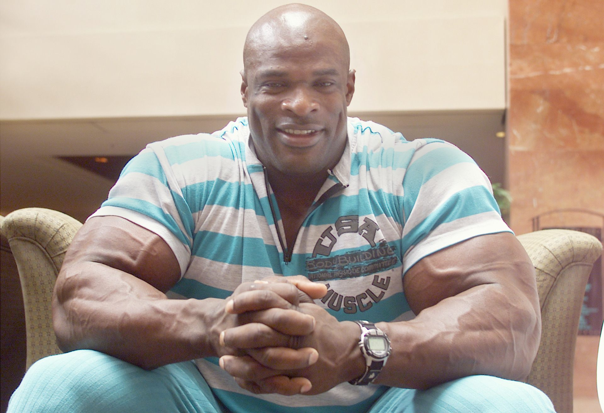 Ronnie Coleman: Mr Olympia's troubling downfall - NZ Herald