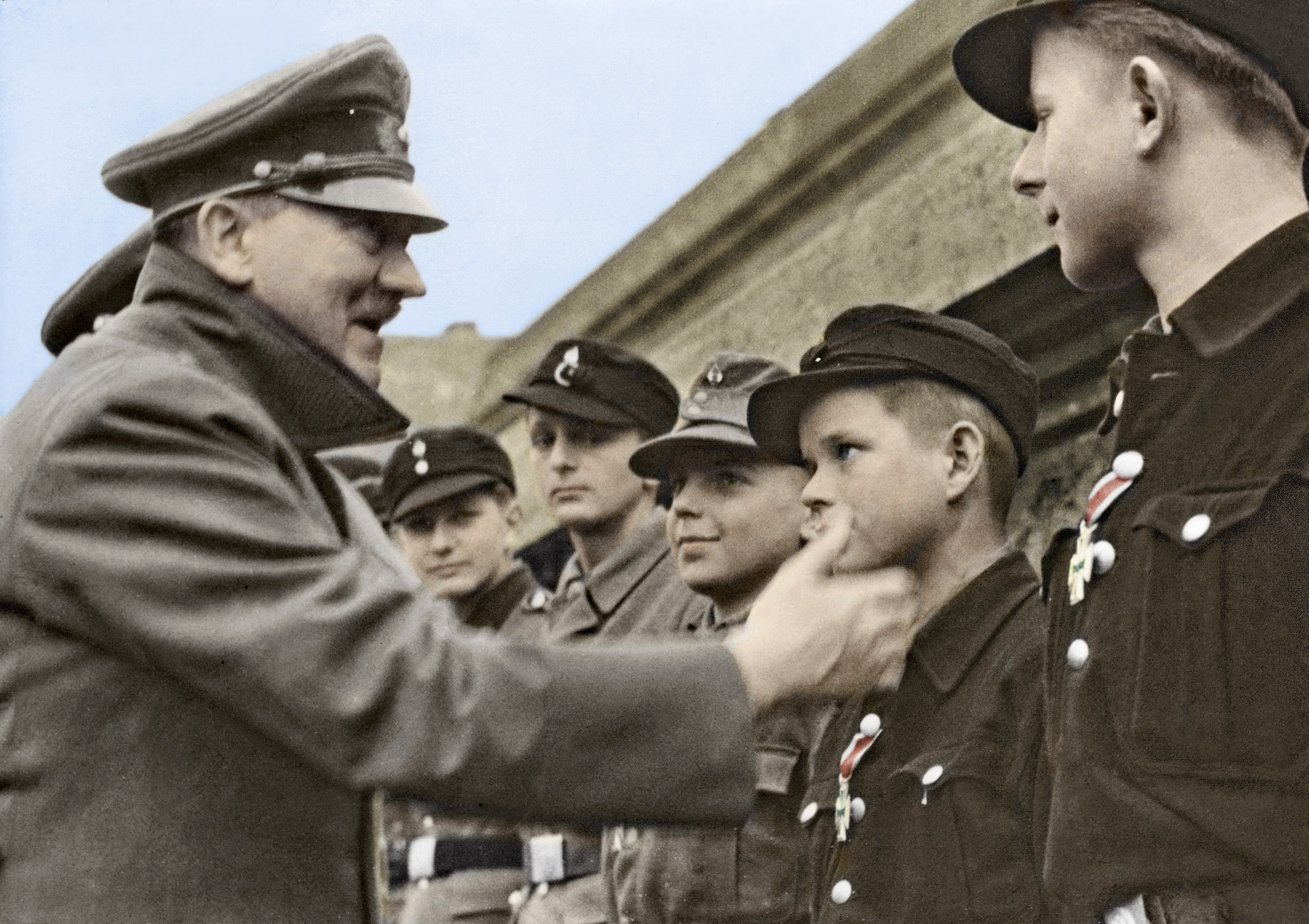 Ghosts of the Fuhrer: 70 years after Hitler's death, how