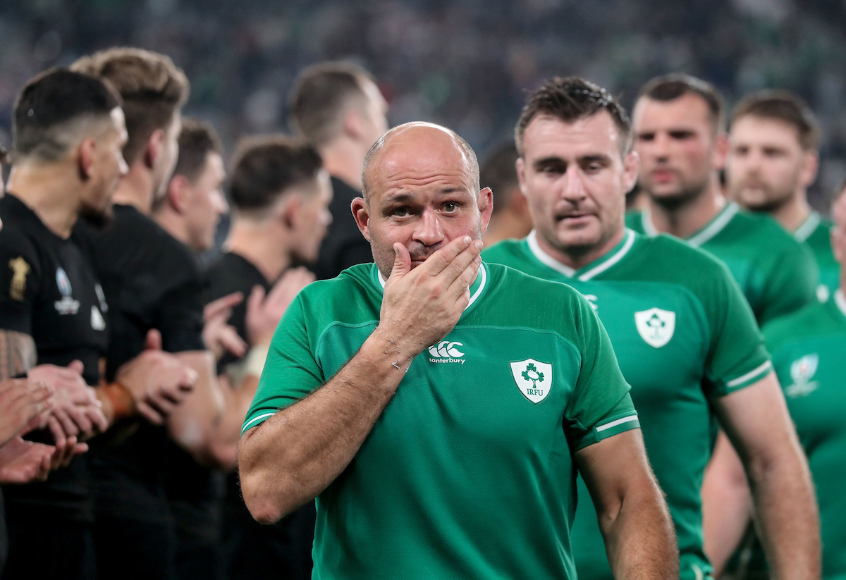 'We expected to win': Ireland captain reveals reason for All Blacks disaster