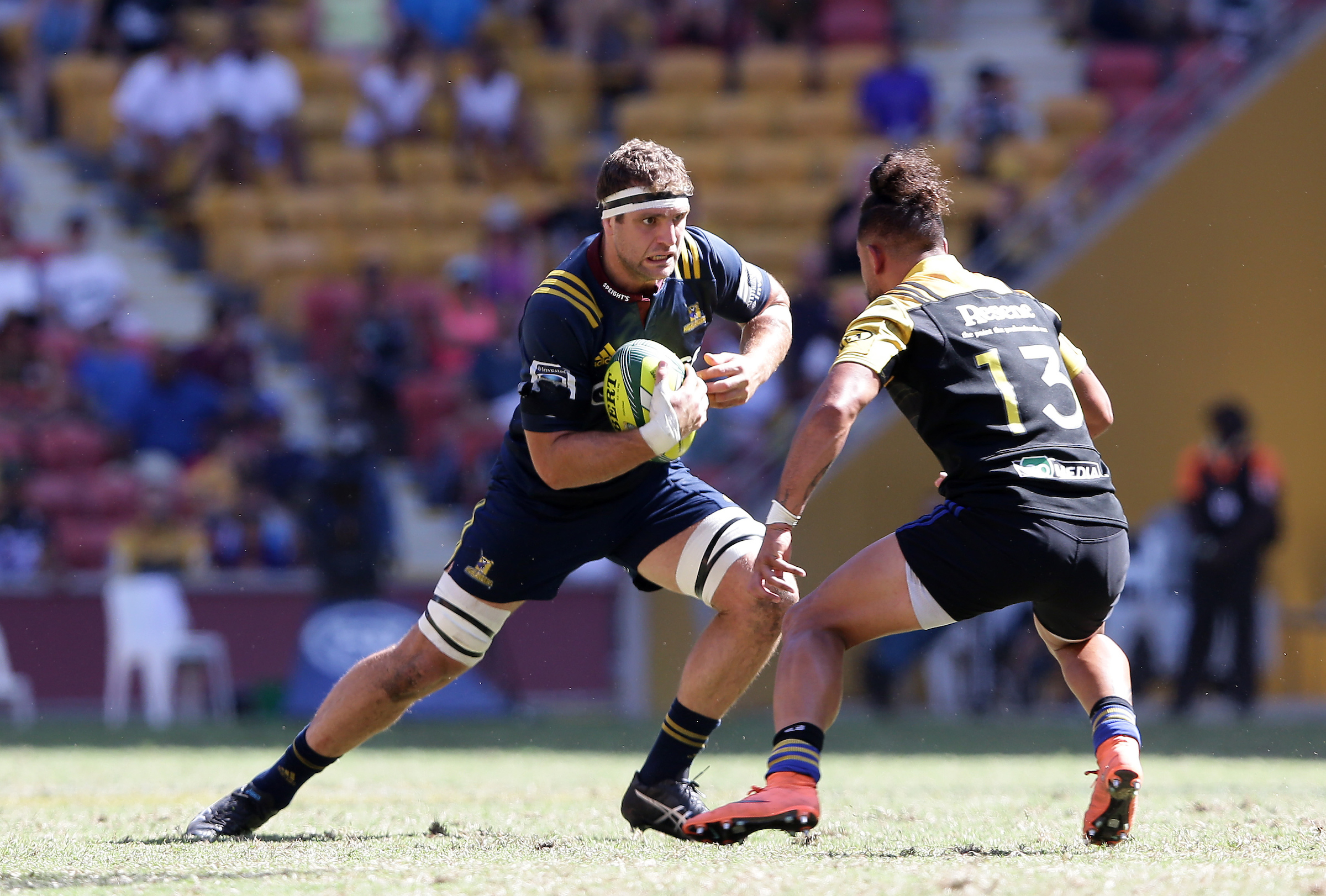 Rugby: Highlanders grit in beating Brumbies a highlight of