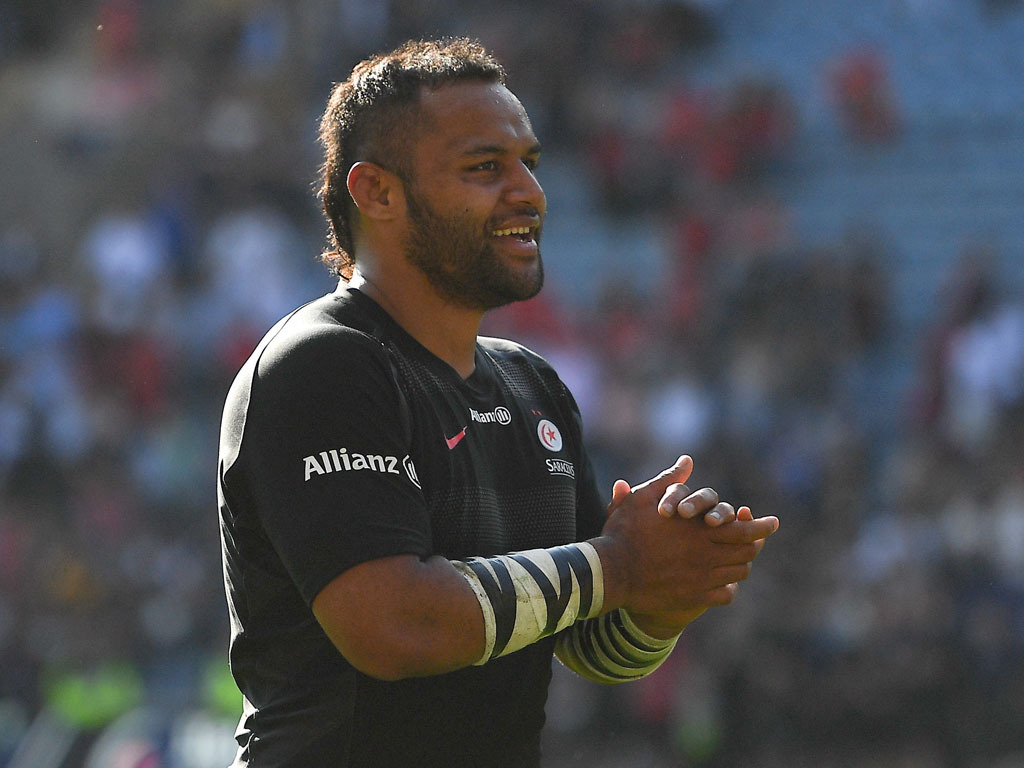 Rugby: Fan confrontation following Israel Folau comments 'scary', says Billy Vunipola
