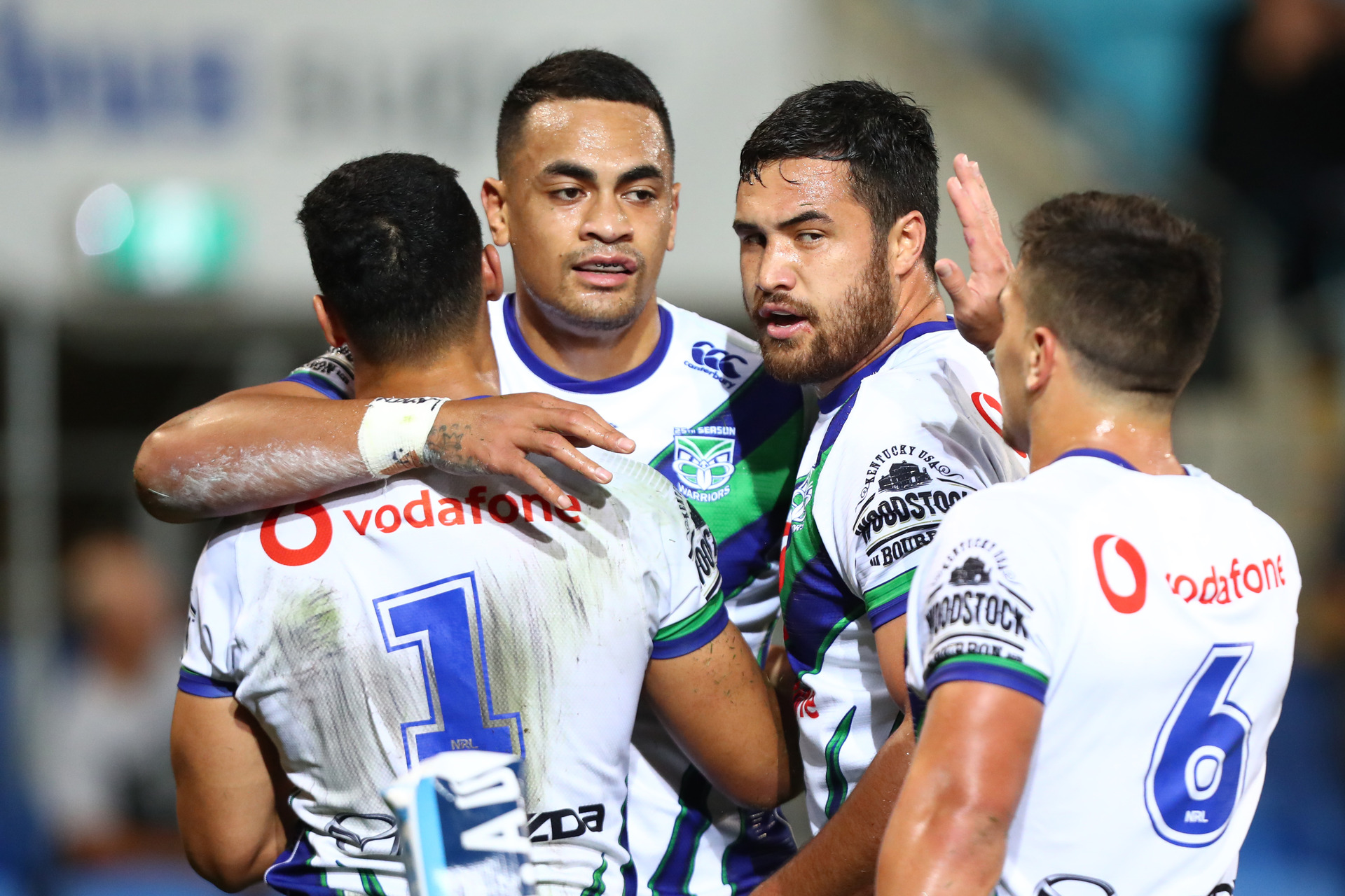 eb2ab1fddf2 Rugby league: New Zealand Warriors hang on to snap NRL winless streak  against Gold Coast Titans