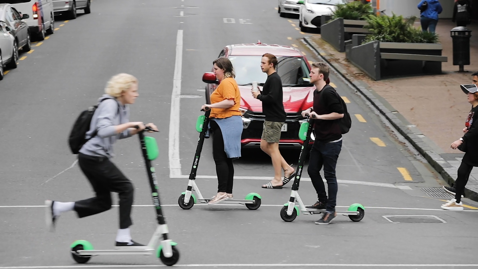 Lime scooters: All the answers one needs for the latest transportation trend