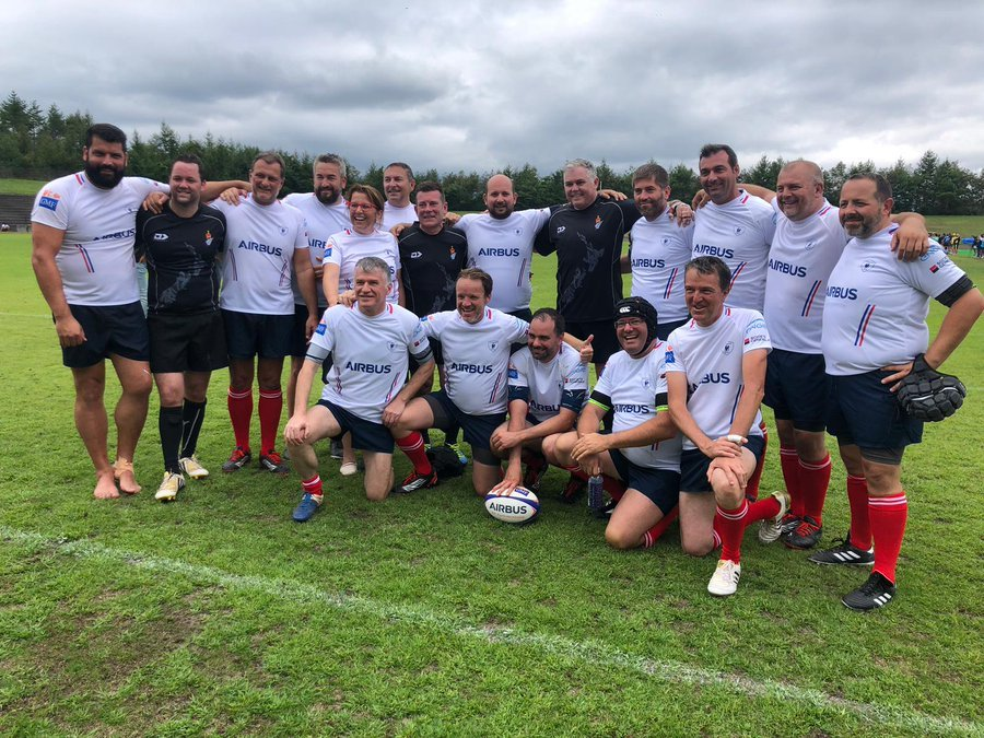 Parliamentary Rugby Team beats France, makes finals v Australia in Parliamentary Rugby World Cup