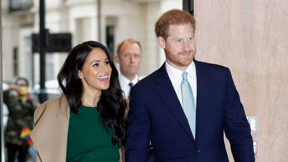 Not so independent: Harry and Meghan will still rely on 'Bank of Dad'