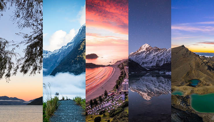 Revealed: New Zealand's most Instagrammed locations for 2017