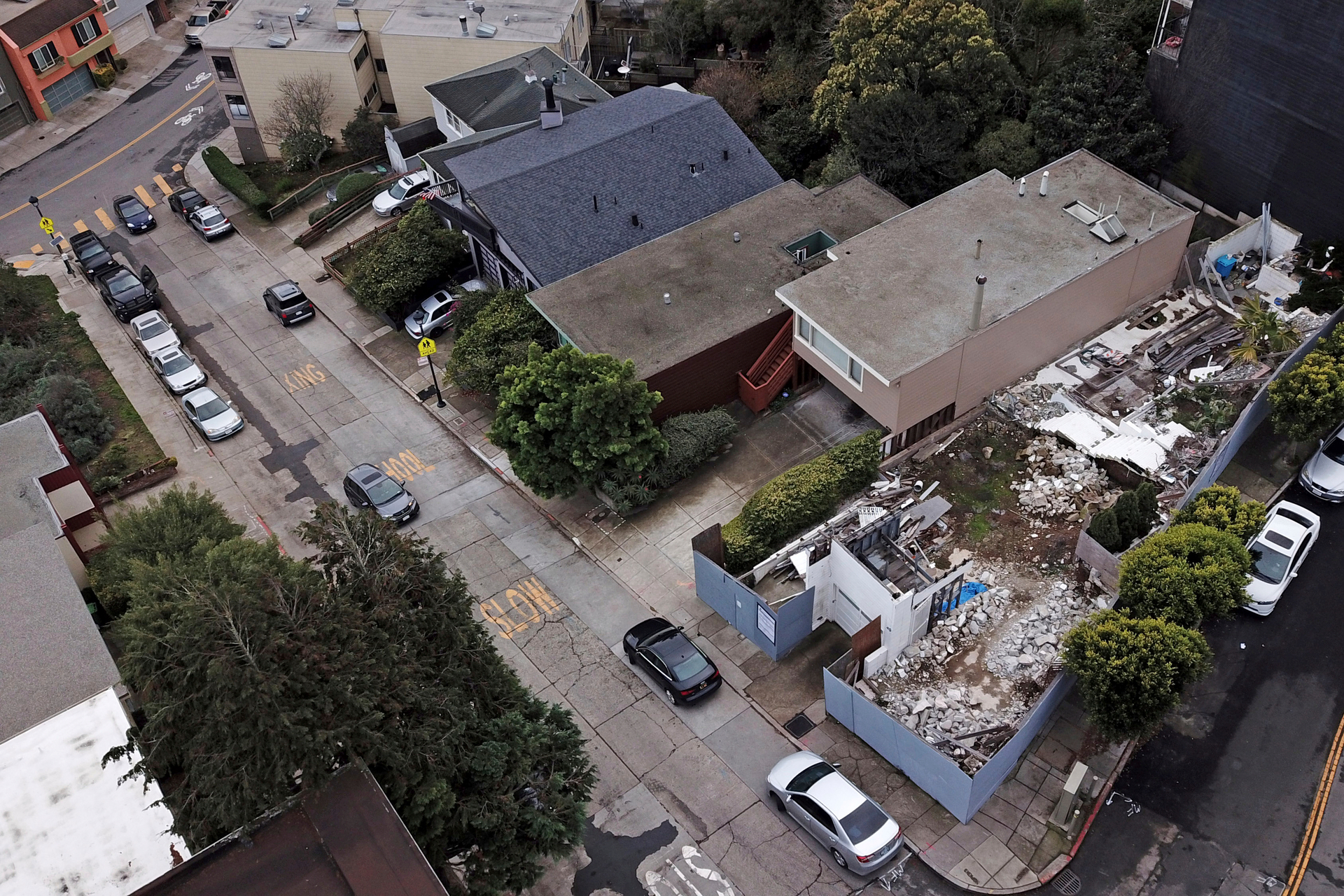 Man who 'illegally' razed his historic San Francisco home must rebuild an exact replica