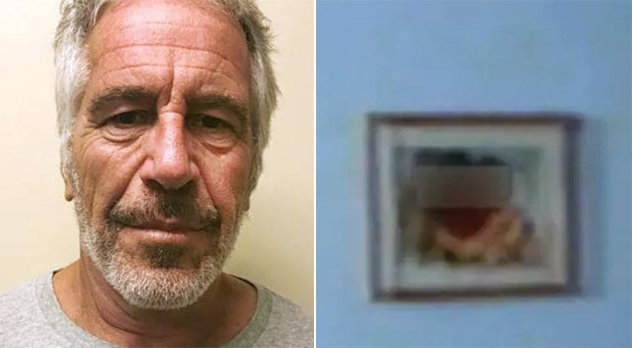 Epstein's sick photos: Disturbing find inside billionaire's mansion