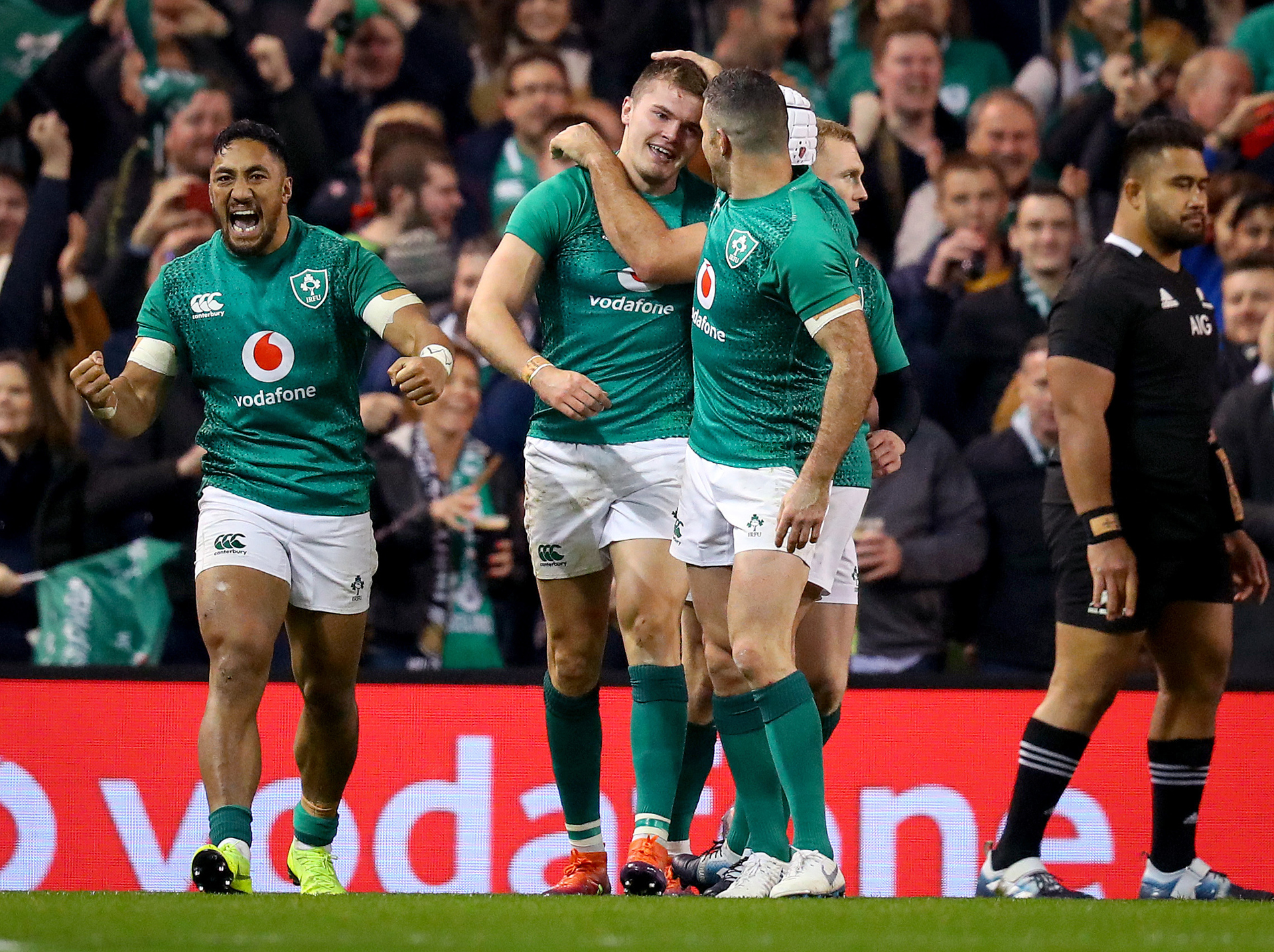 01a705caa As it happened  All Blacks v Ireland recap and post-mortem - NZ Herald
