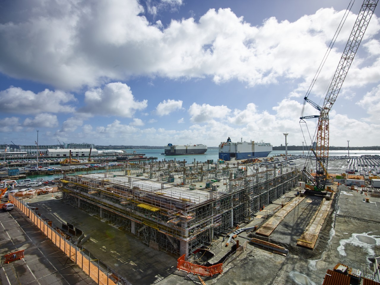 'They paved paradise': Outrage as Auckland waterfront car park rises
