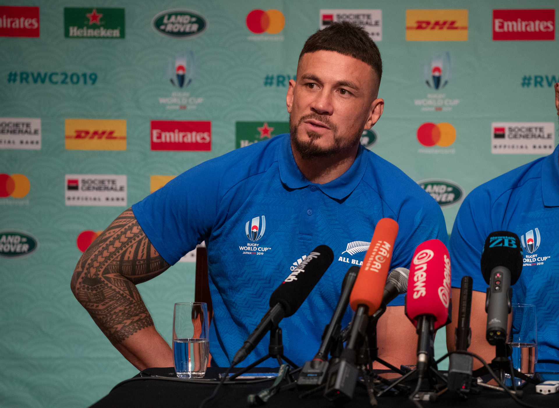 SBW: How the All Blacks put their differences aside