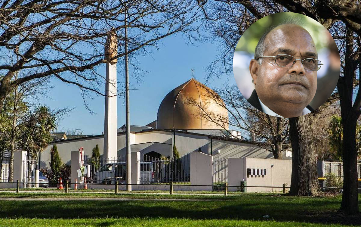 Man who survived Christchurch mosque attack saw man resembling Brenton Tarrant outside mosque a week earlier