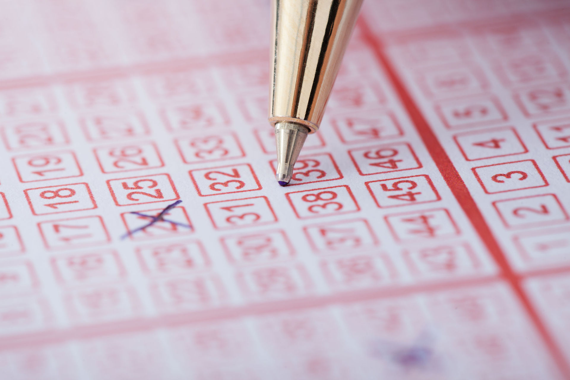 He argued his luck won the $120 million jackpot. A court ruled he had to split it with his ex