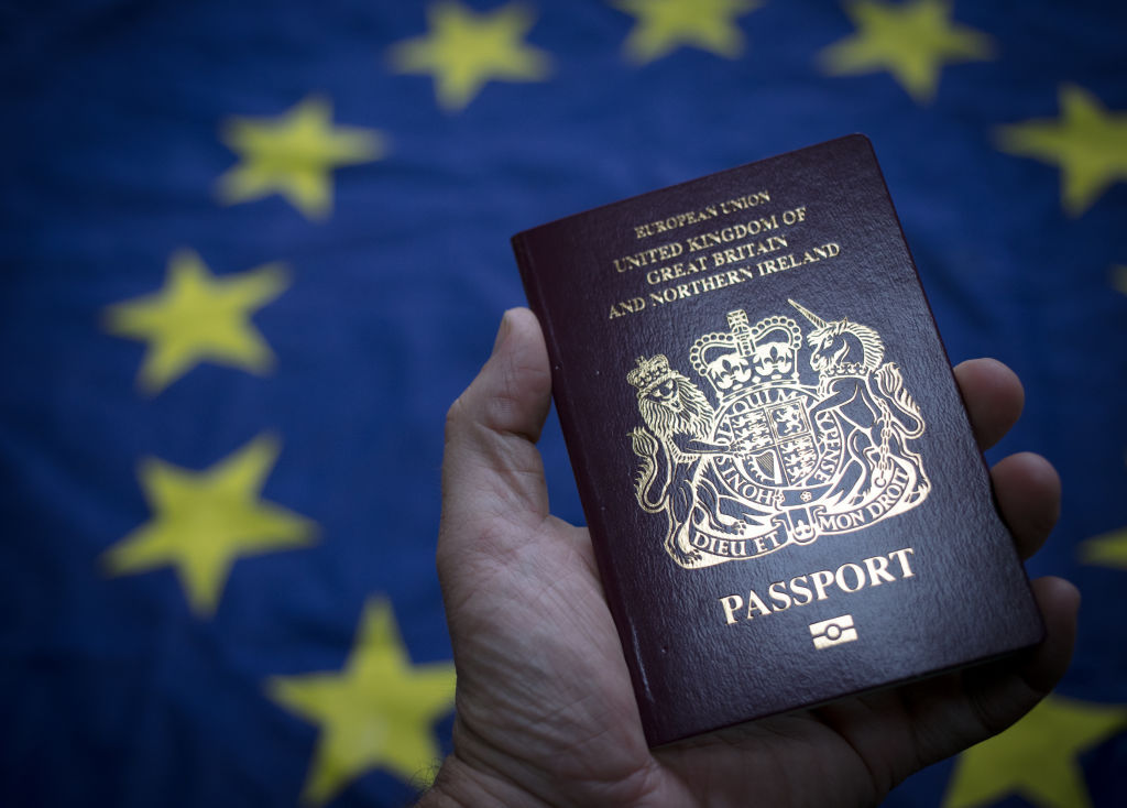 Man can't go overseas as his surname is 'too rude' for passport
