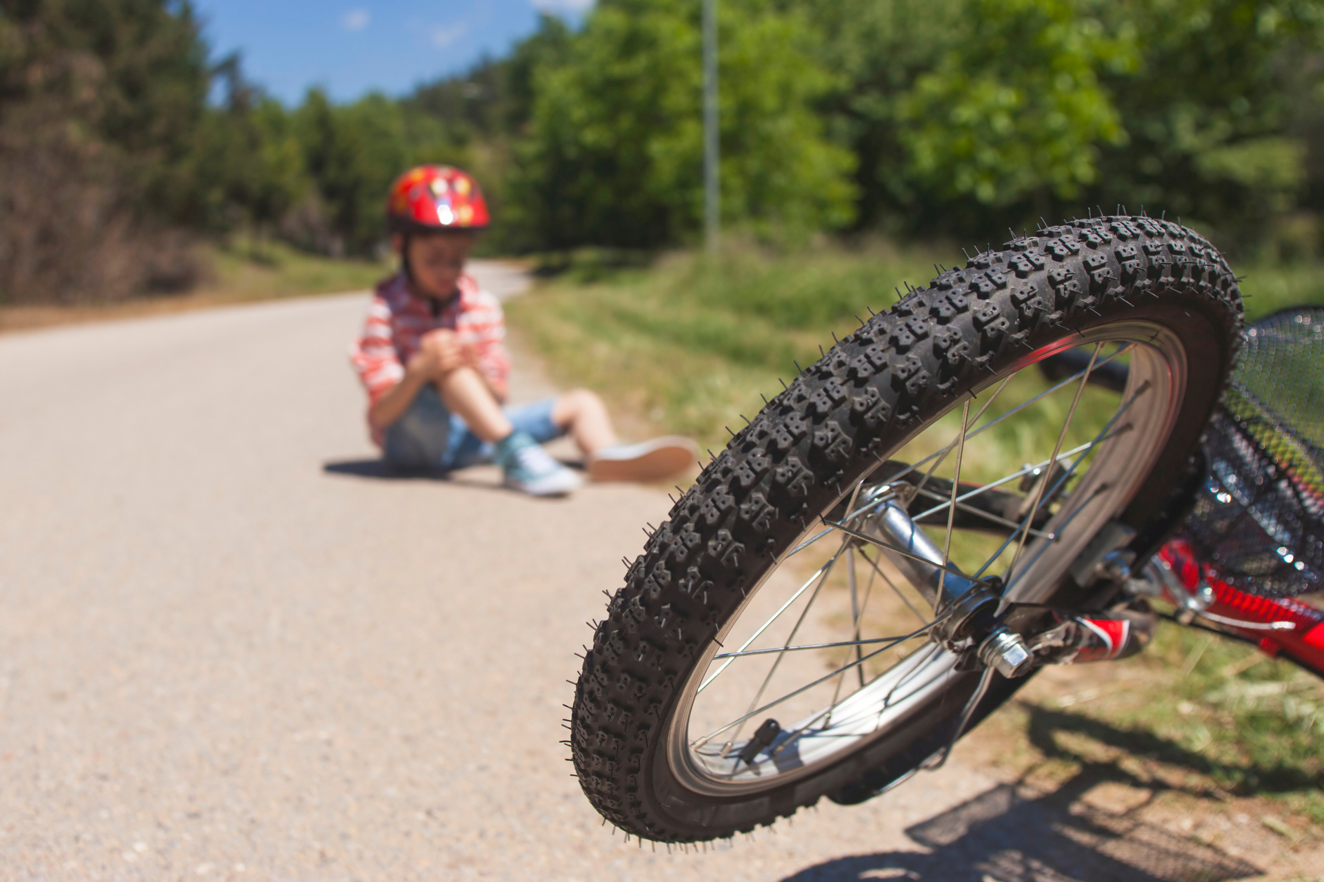 Bike riding worst sport for head injuries in kids, new study shows