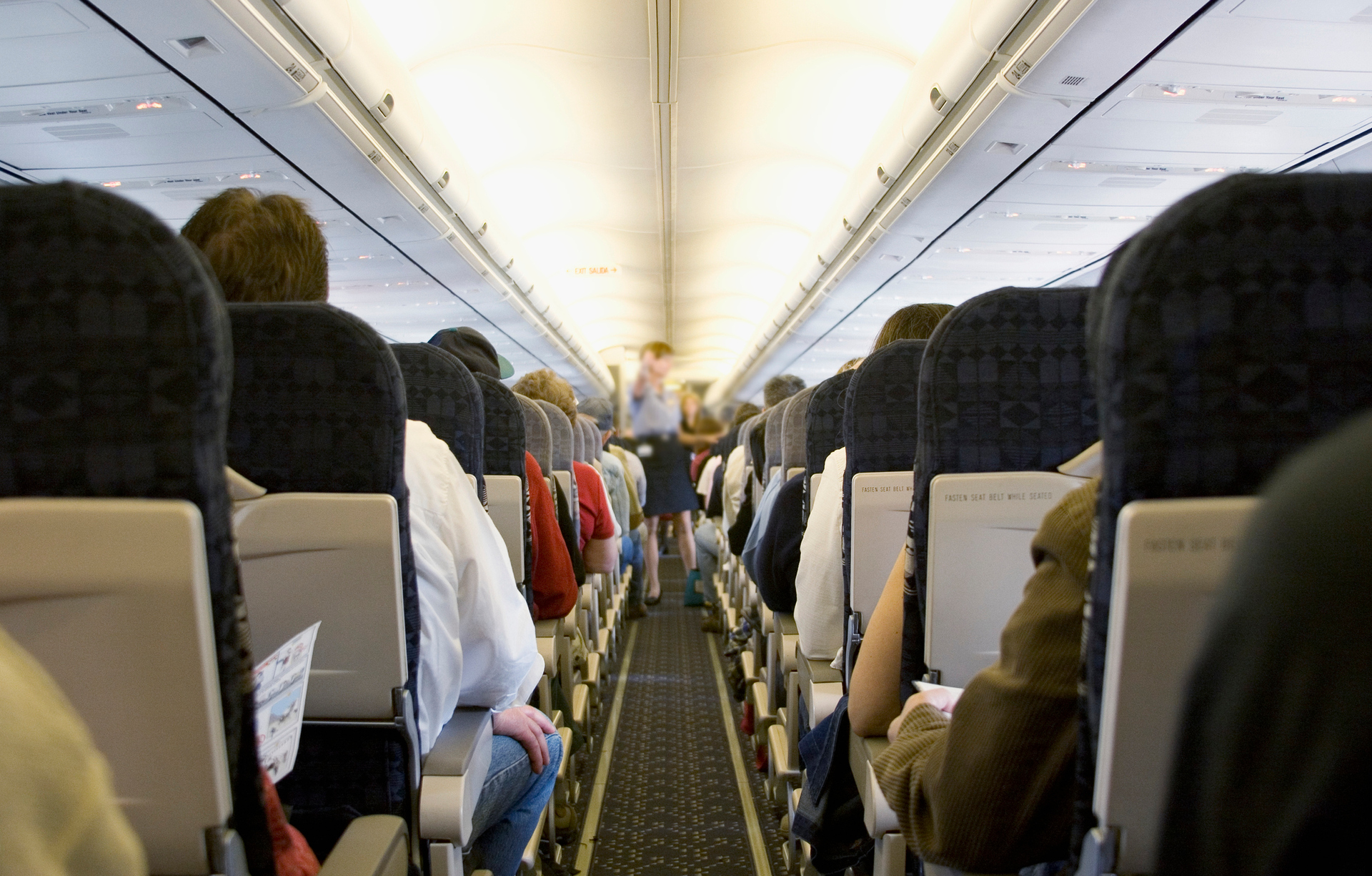 Over a third of flight attendants report abuse by passengers under the influence says study
