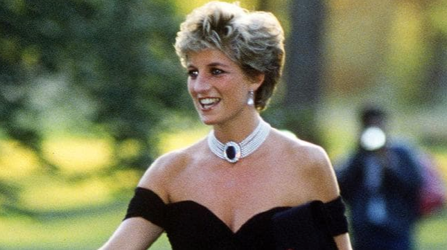 How Princess Diana's iconic 'revenge dress' changed royal history