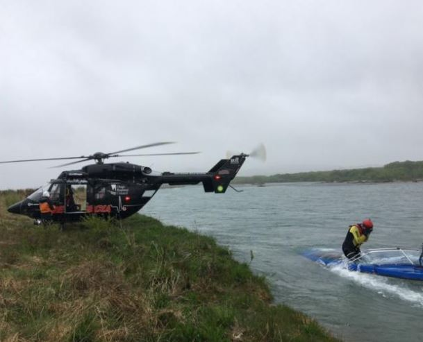 Police confirm body found in Waitaki River jet-boat search