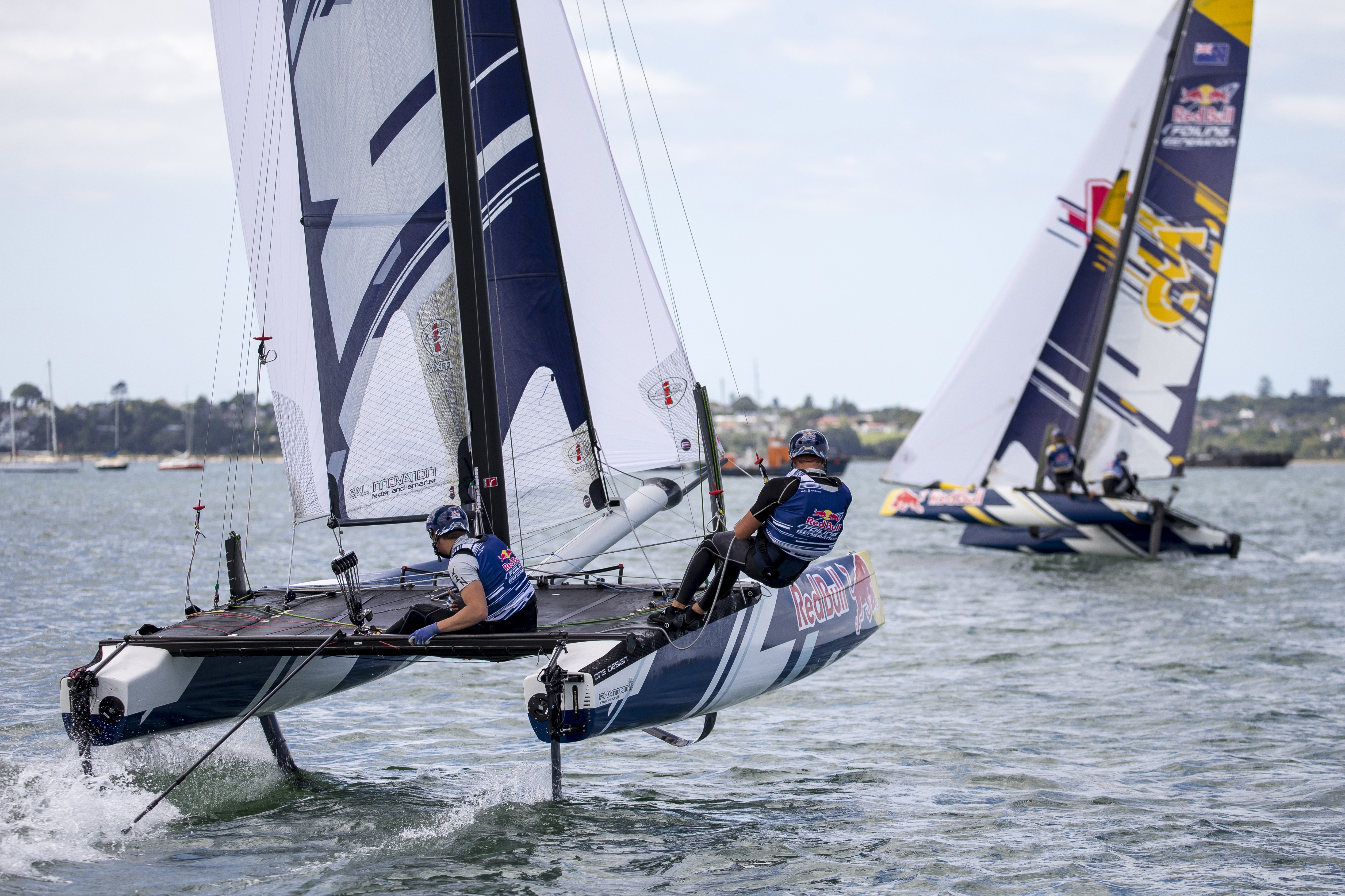 Sailing: Youngsters crowned foiling champs in Auckland - NZ Herald