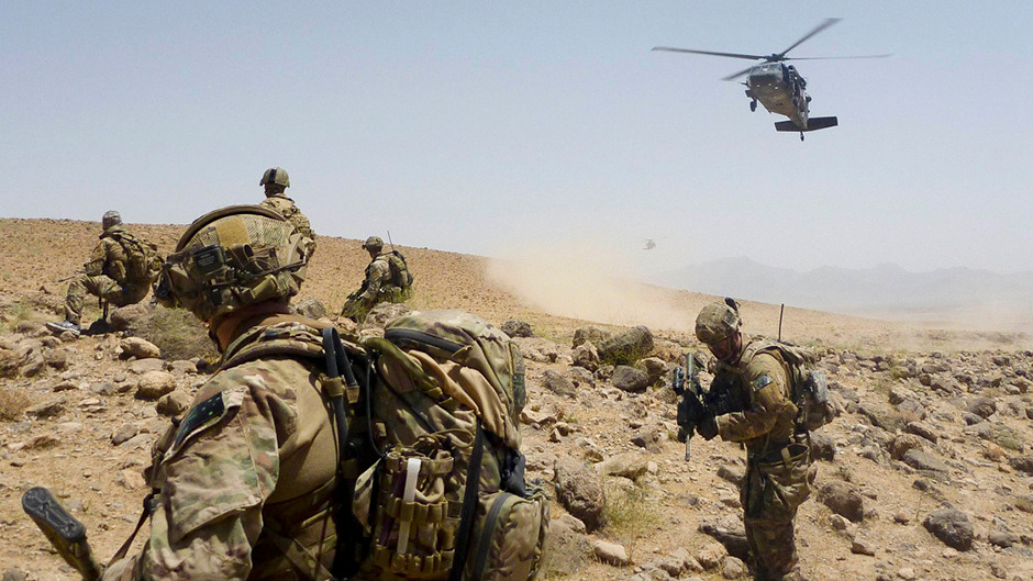 'Damning allegations': Decorated Aussie soldier in Afghanistan investigation