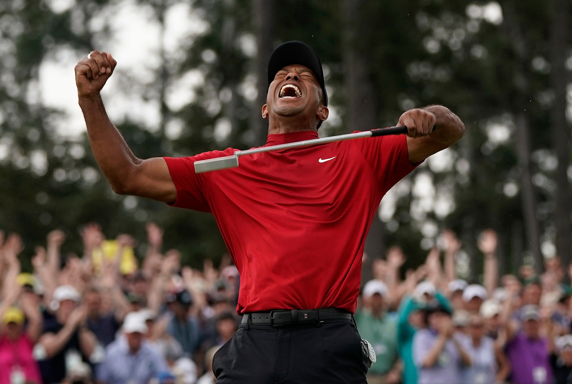 Special Report: The inside story of Tiger Woods' astonishing comeback