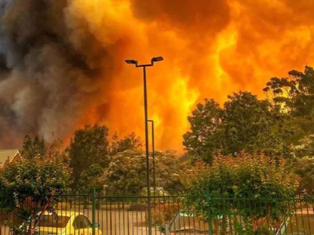 Rural firefighter blames environmentalists in heartbreaking plea