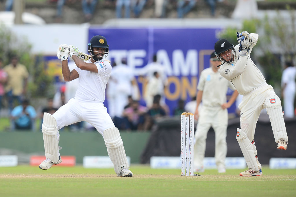 Live cricket updates: Black Caps v Sri Lanka, first test day five - ICC World Test Championship