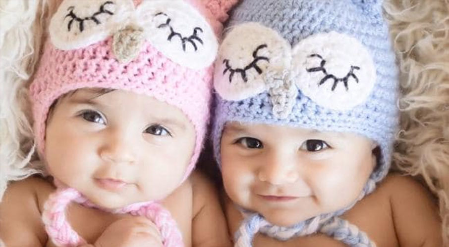 'Cold, grey and wasn't moving': Mum's heartbreak over twins' diagnosis