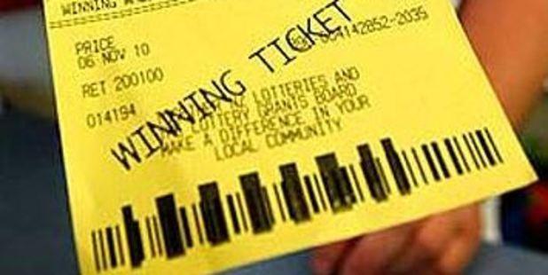 $22m Lotto winner's 'sad' mistake