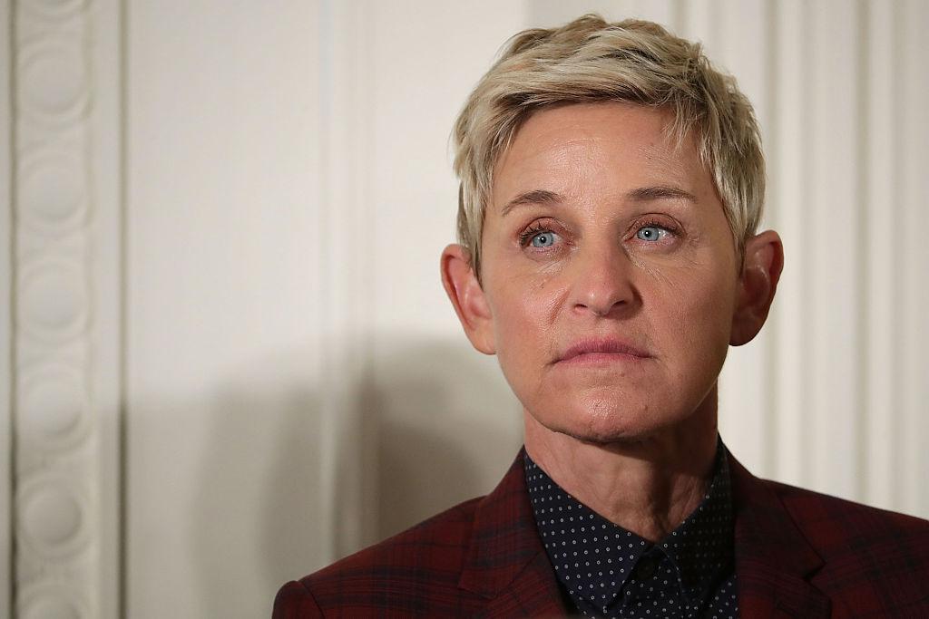 Ellen DeGeneres defends Harry and Meghan