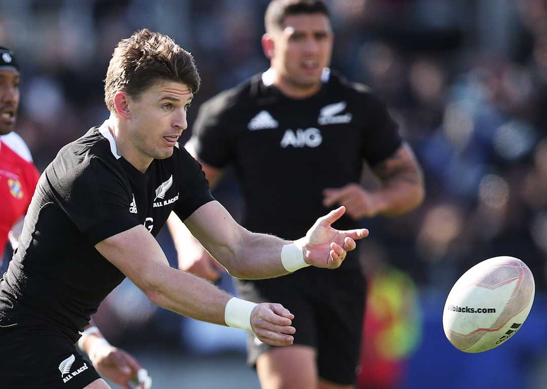 Dan Carter: What makes Beauden Barrett the best No 10 at the Rugby World Cup