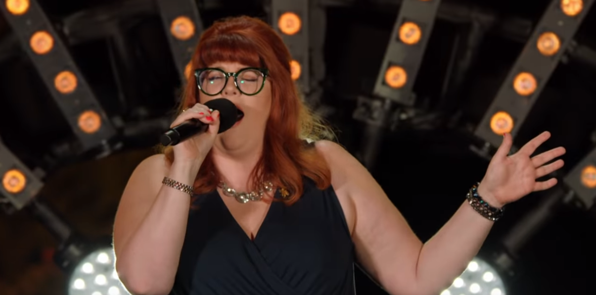 Watch: The Chase star wows Simon Cowell with her vocals