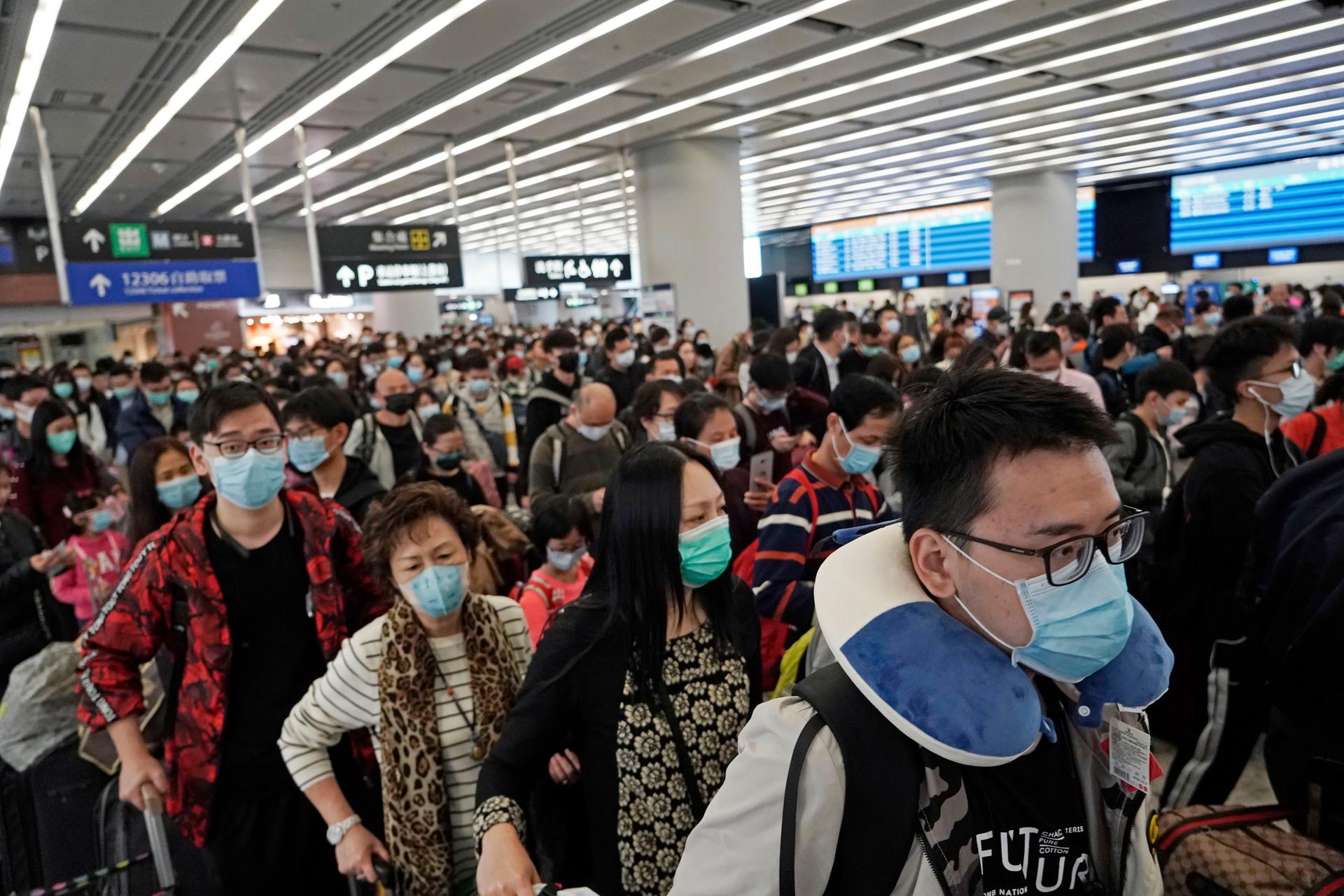 Chilling coronavirus warning as eight cities locked down